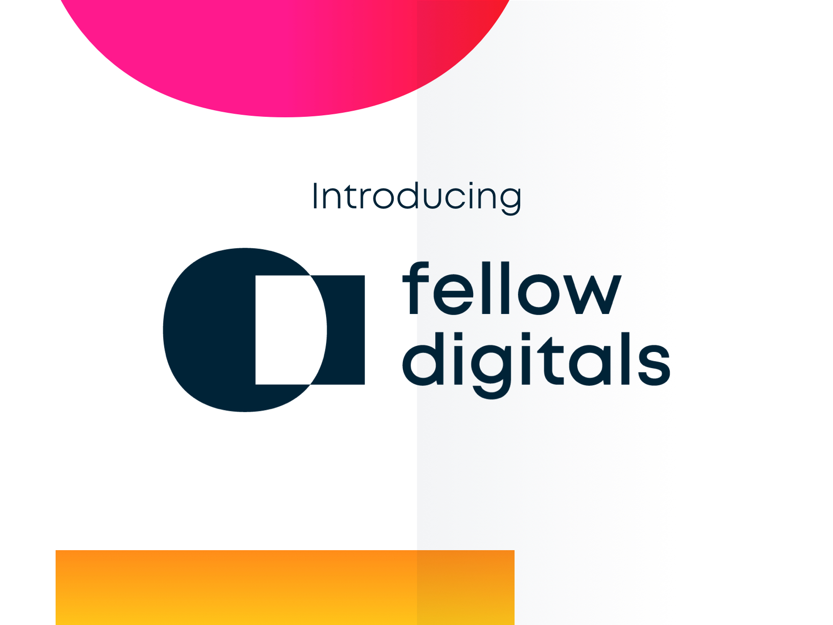 Introducing Fellow Digitals